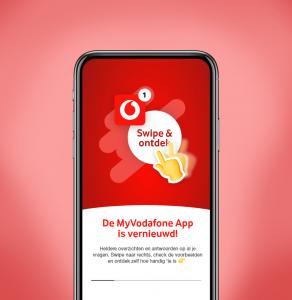 Vodafone App Promotion