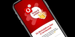 Vodafone App Promo - Banner